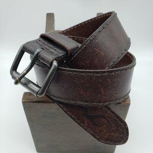 Hollister   100% Genuine Leather Belt - Size 32